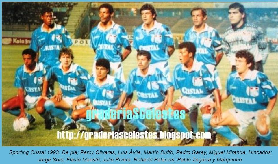 Sporting cristal hazaña 1993